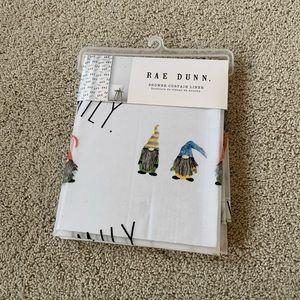Rae Dunn Shower Curtain